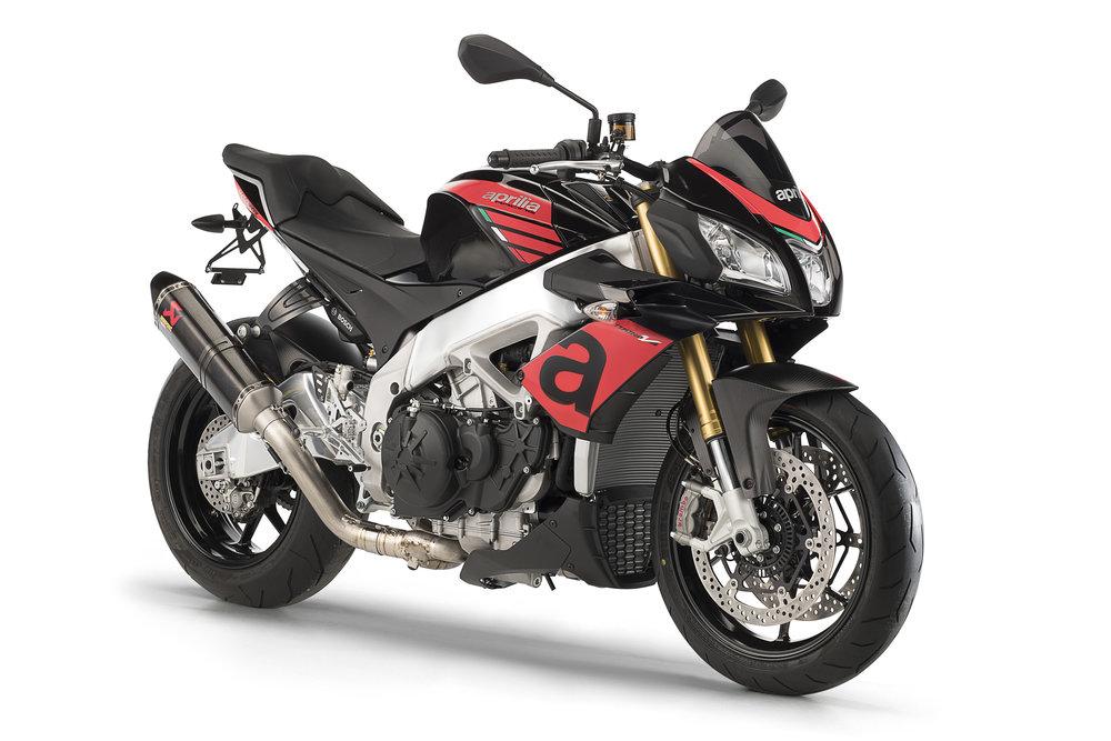 Aprilia Tuono V4 R 1100cc
