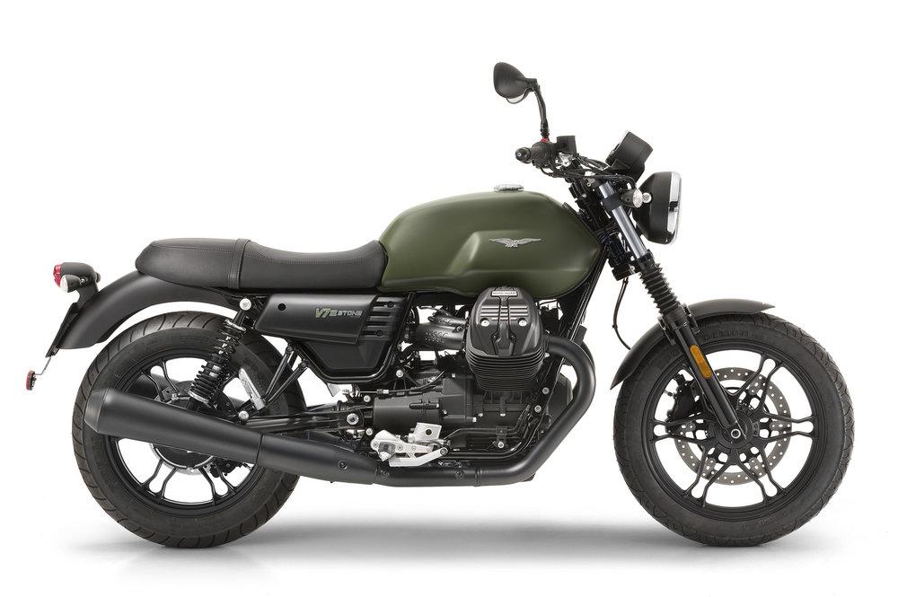 Moto Guzzi V7 III Stone 750cc