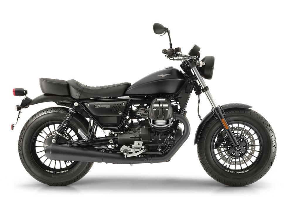 Moto Guzzi V9 Bobber 900cc