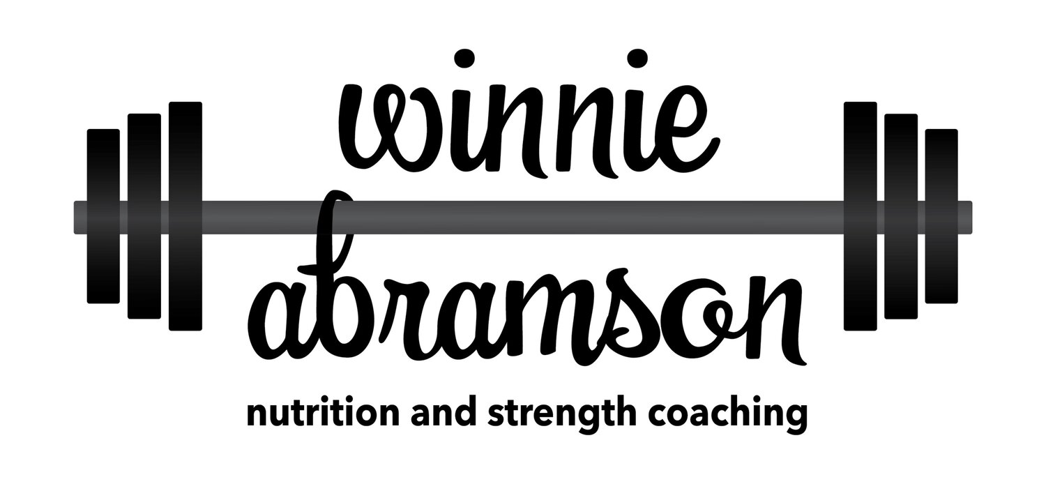 Customized Nutrition and Strength Coaching