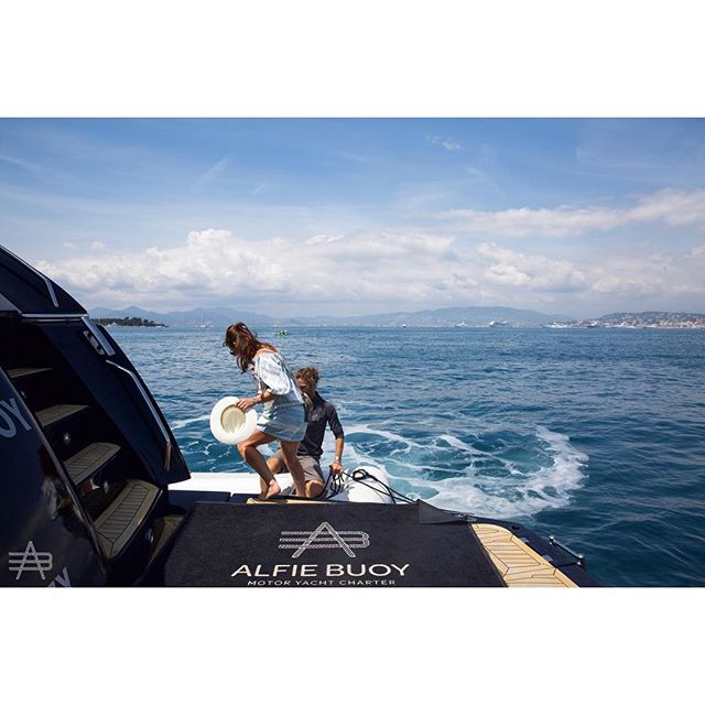 #alfiebuoy's 10 Most Memorable Charters of 2018:  #6 ⚓️ When we escaped the glitz of Cannes Film Festival's Boulevard de la Croisette and cruised to a magical island far from Stress, Mosquitos, Traffic and Cellulite. Ile Saint-Marguerite, you are ✨  https://alfiebuoy.com/  #luxurytravel #yachtcharter #cannesfilmfestival #saintmarguerite #girlstrip #sunseeker #mediterraneansea #adventure #relax #alfiebuoycrew #cruising