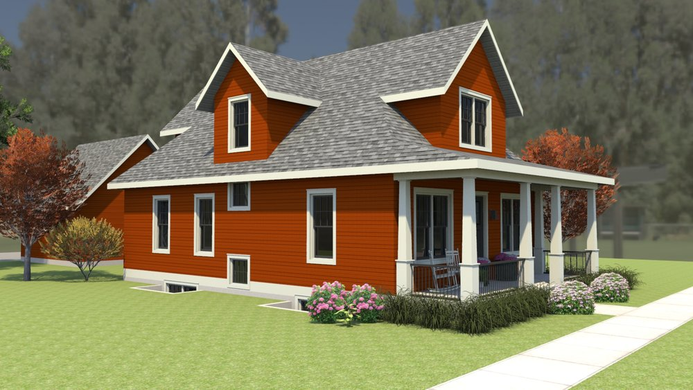 Get in on the final detailing and color selections... ...this house could be anything you want!