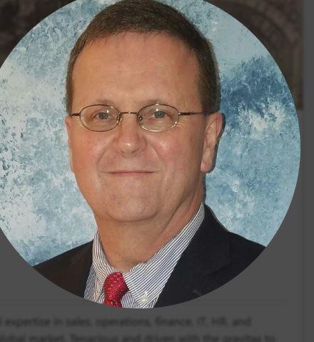 LinkedIn:  Richard Hessler   Years Served January 2012 - December 2016