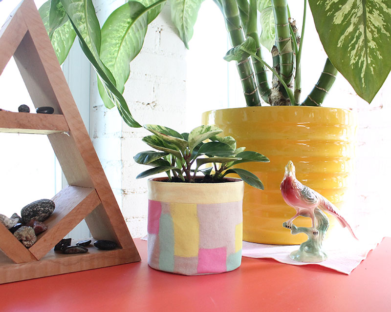 planters || various sizes - $15 - $30 || will include plants