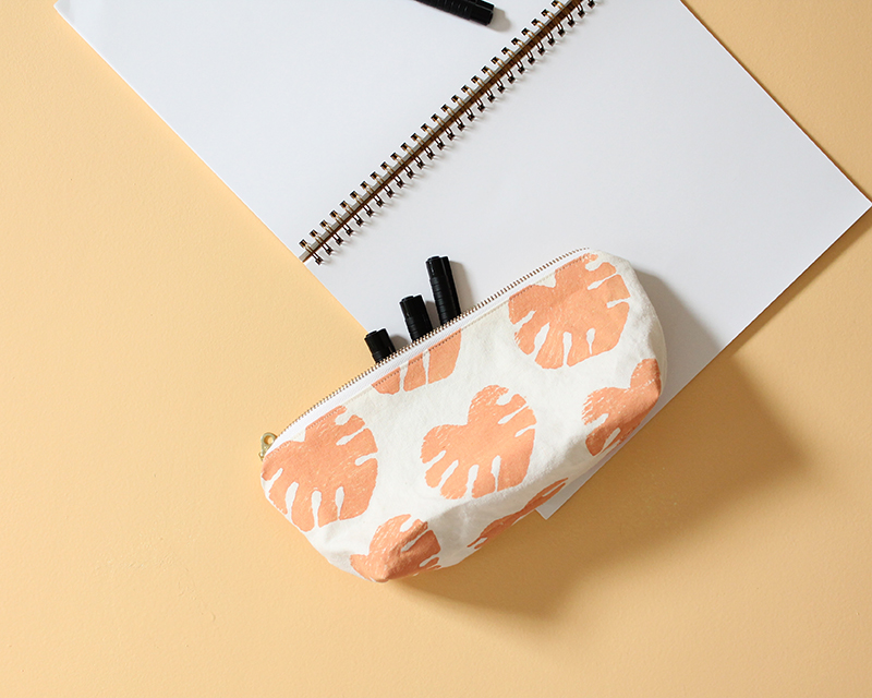pouches || two styles || $20 - $22