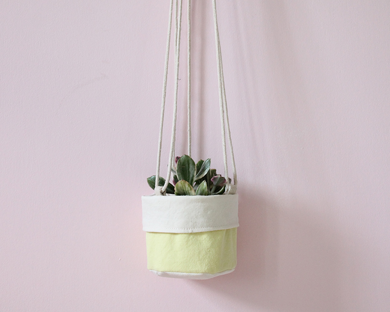 hanging planters || $20 - $35 || will include plants