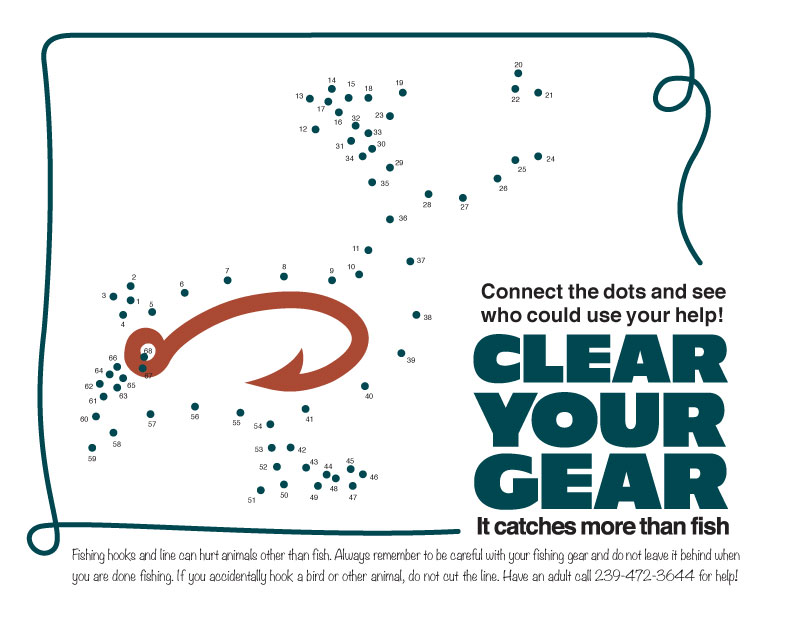 Clear Your Gear connect the Dots