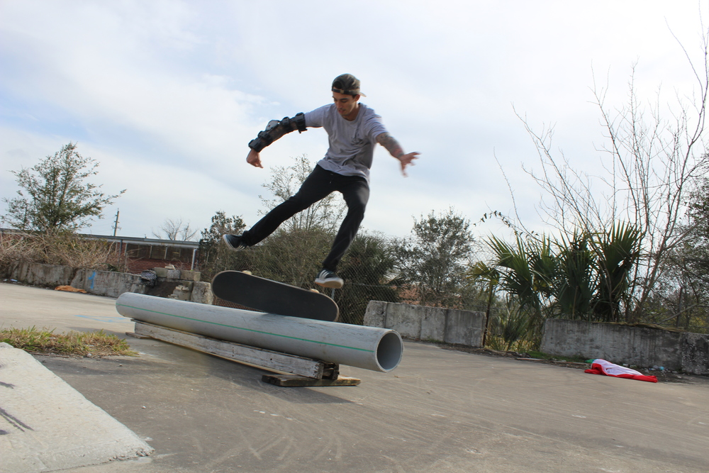Flick Front Board