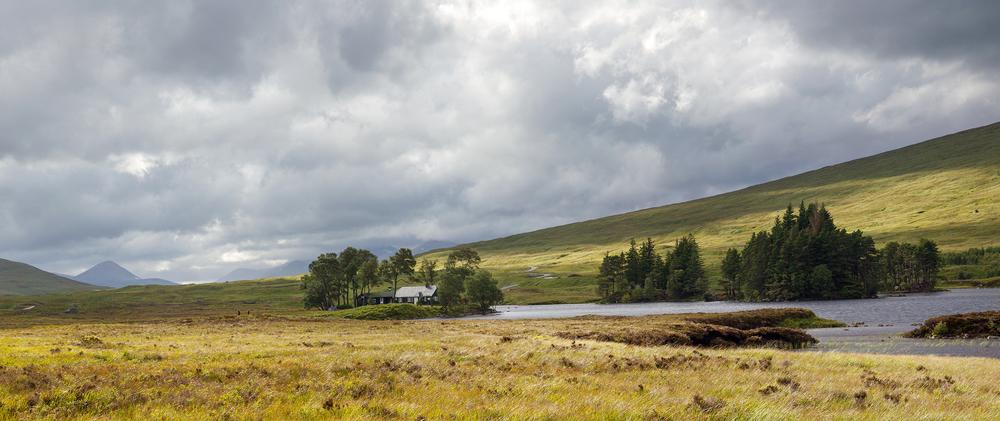 Scotland - Loch Ossian