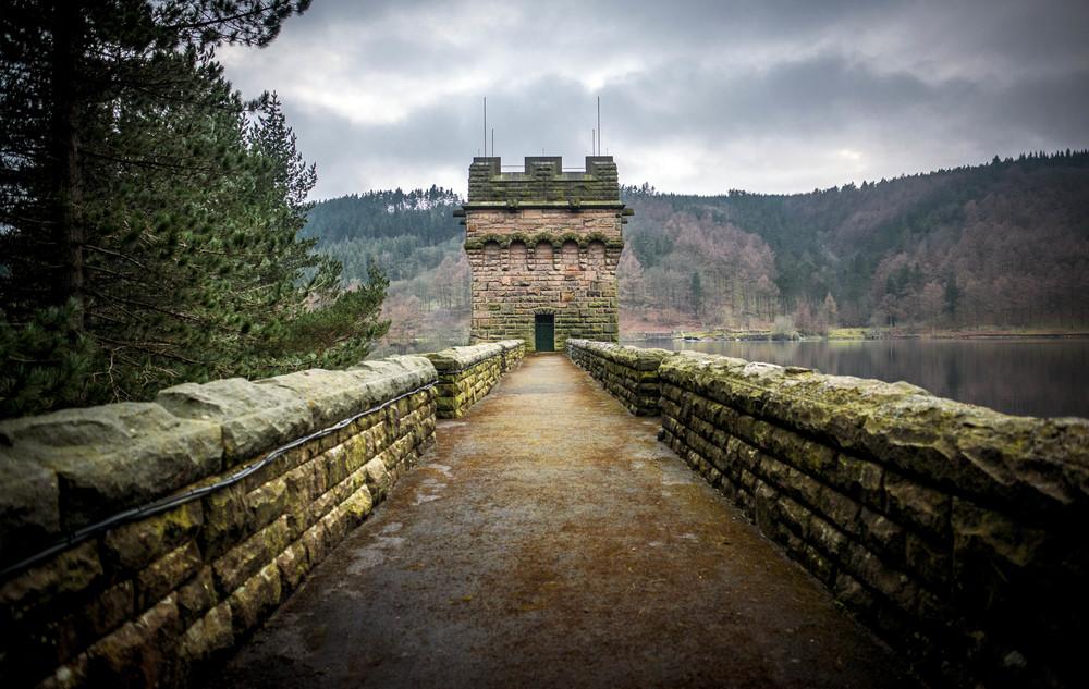 Derwent Dam, England