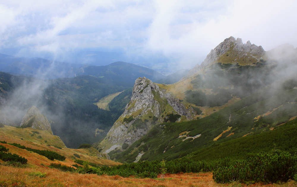 Poland - Tatry mountain range