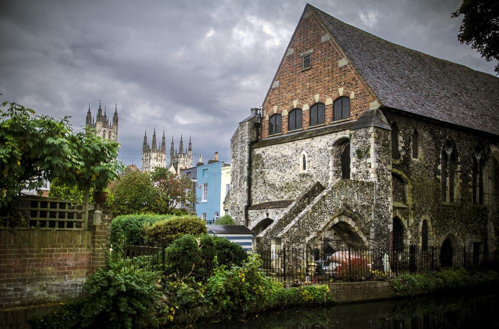 Canterbury, Kent - England