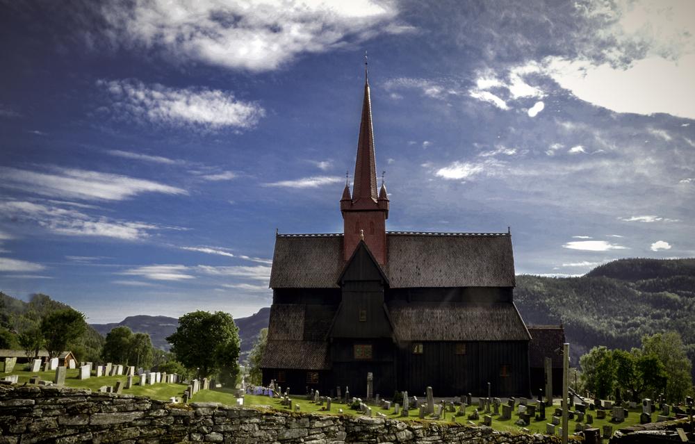 Ringebu Stavkirke, Gudbrandsdalen - Norway