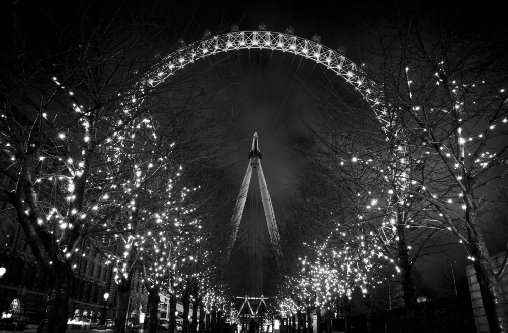 London Eye, London - England