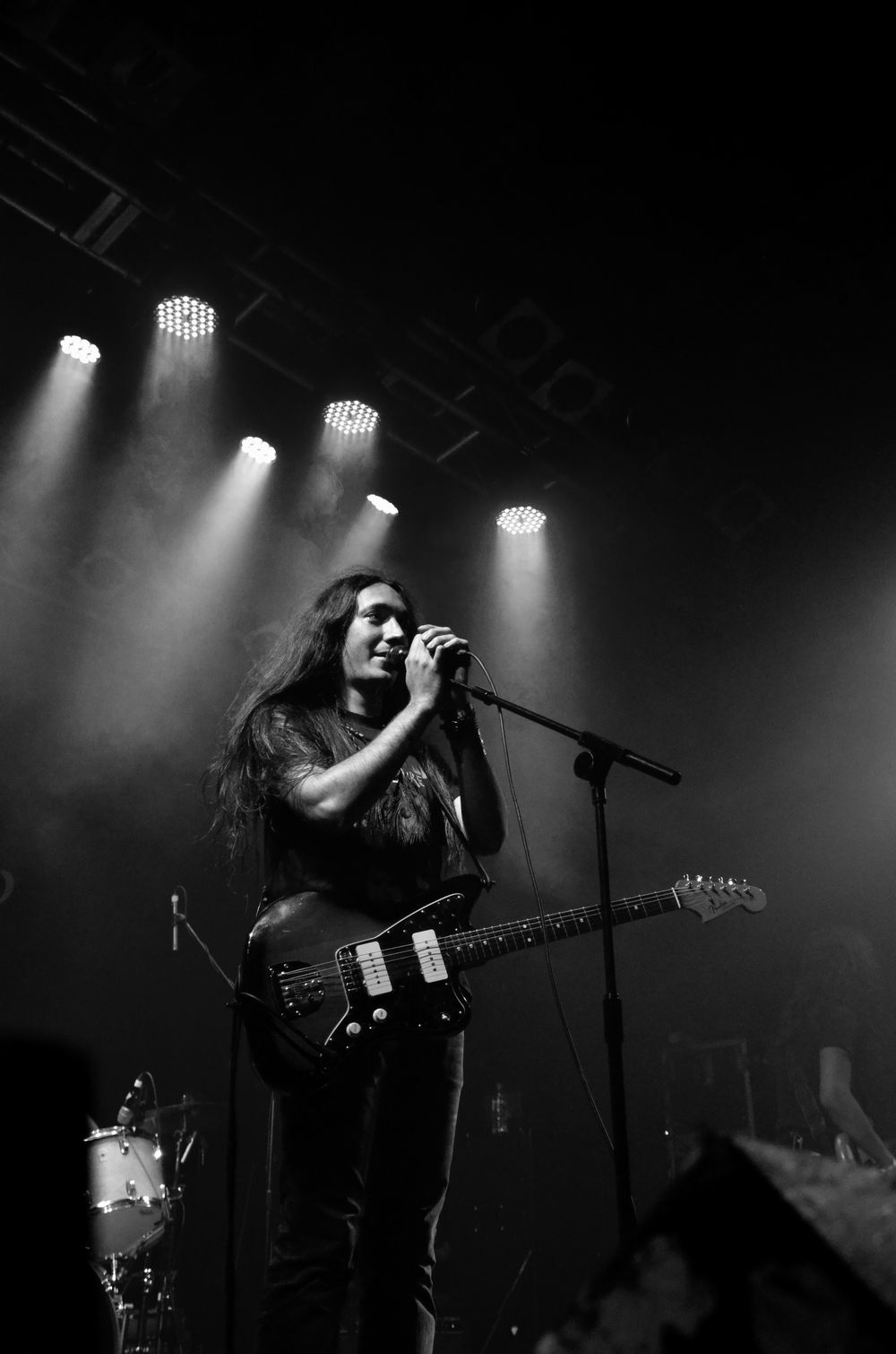 Alcest, Incineration Fest 2015