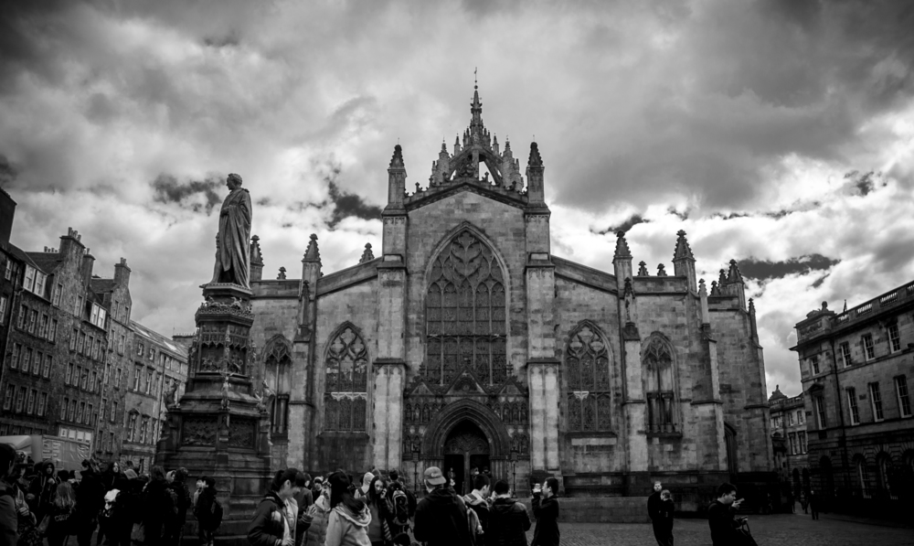 St Giles, Edinburgh, Scotland