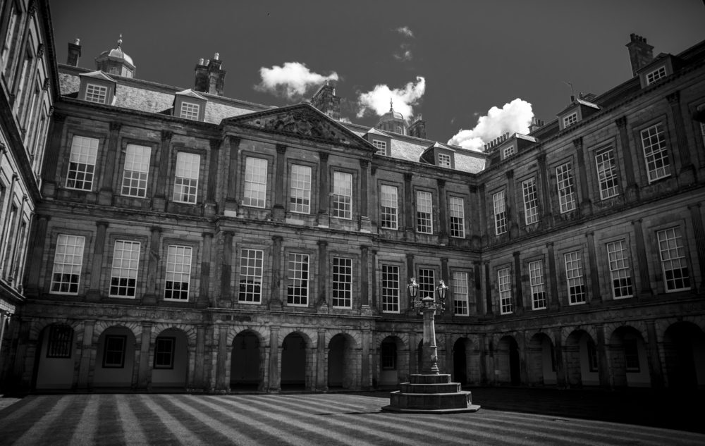 Holyrood Palace, Edinburgh - Scotland