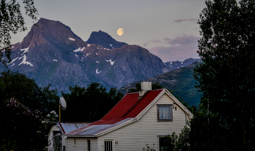Sigerfjorden, Vesterålen - Norway