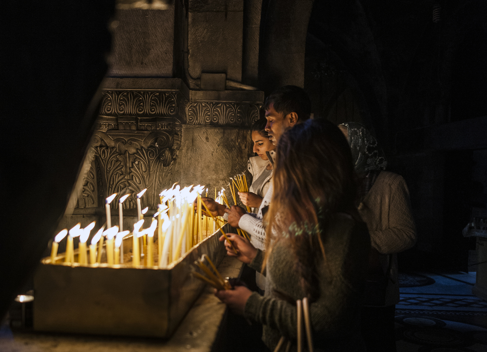 Church of Holy Sepulchre, Jerusalem - Israel