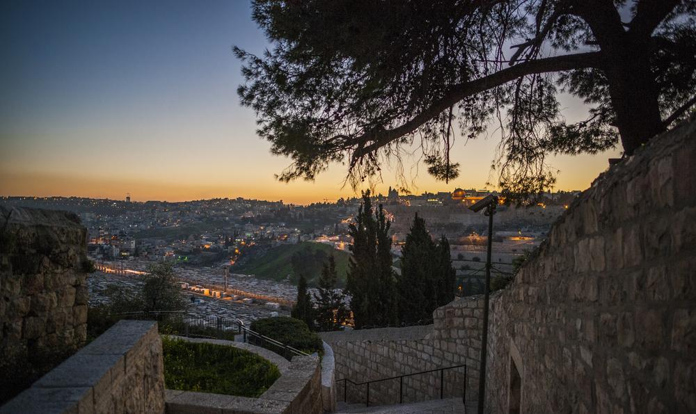 Jewish Cemetery, Jerusalem - Israel