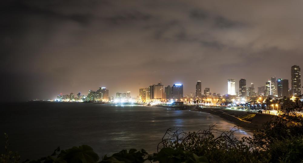 Tel-Aviv Skyline, Israel