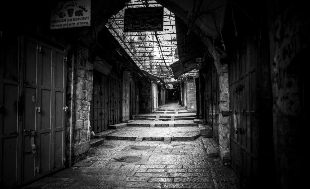 Old Town Jerusalem, Israel