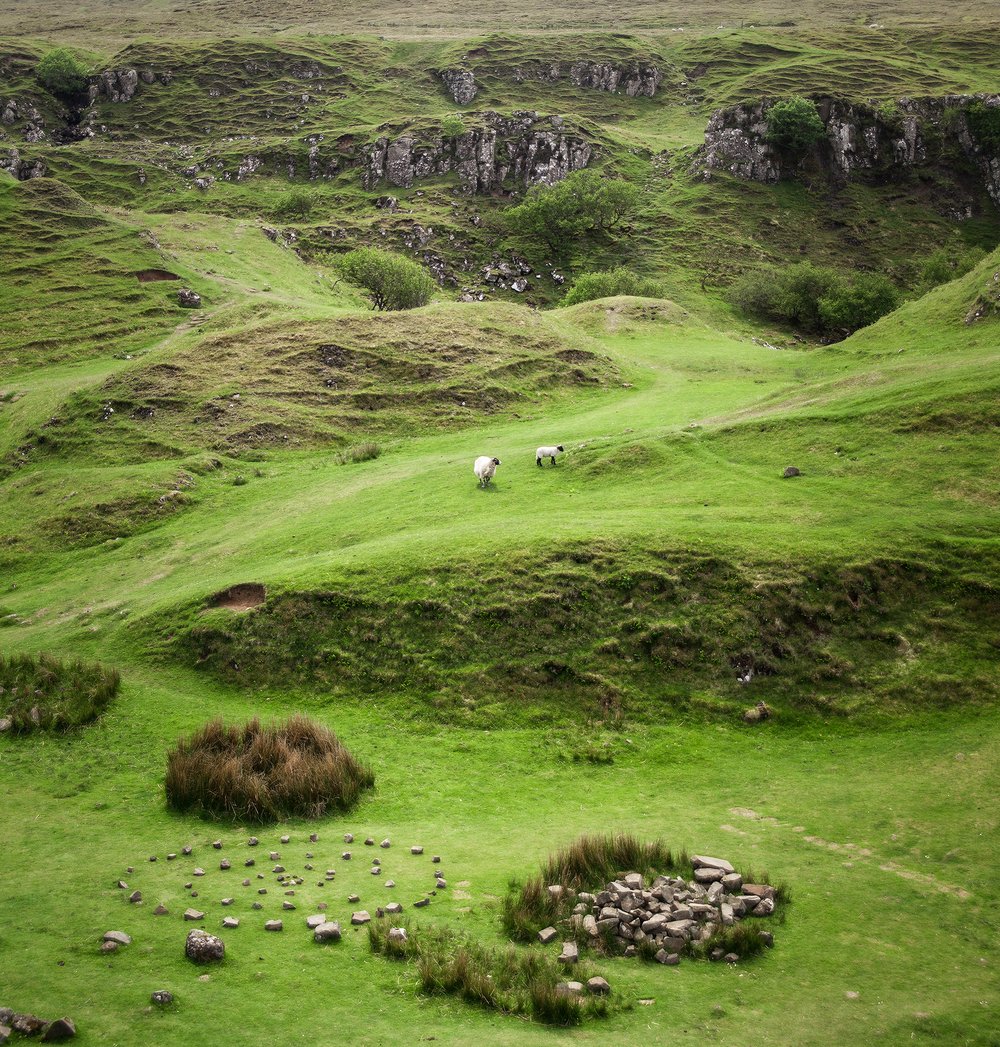 Fairy Glen. Photo by Siv