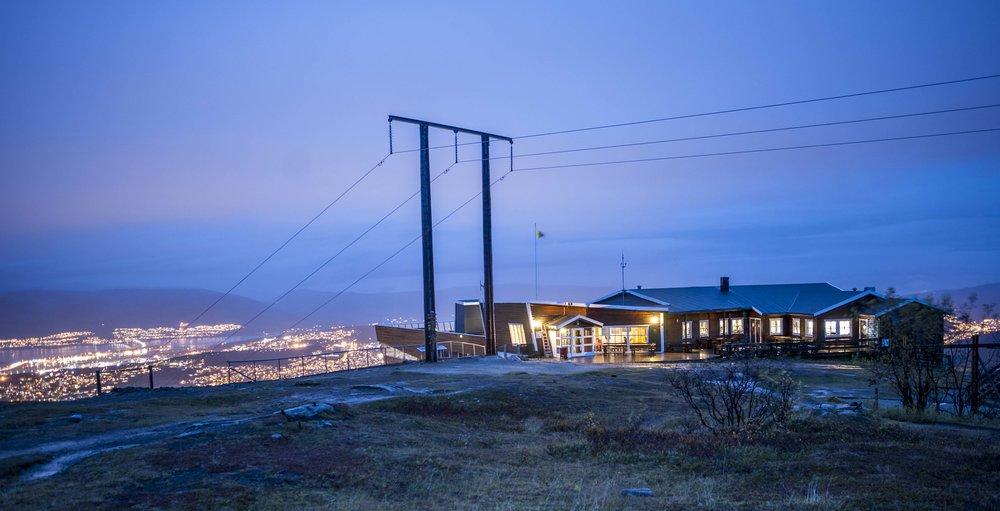 Fløya in Tromsø