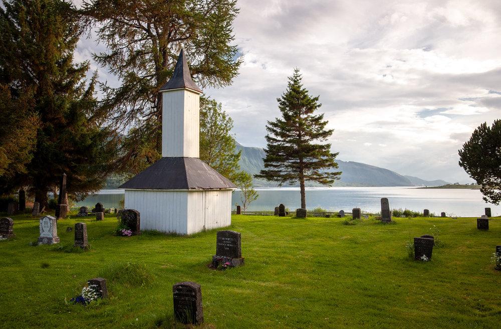 Family graveyard
