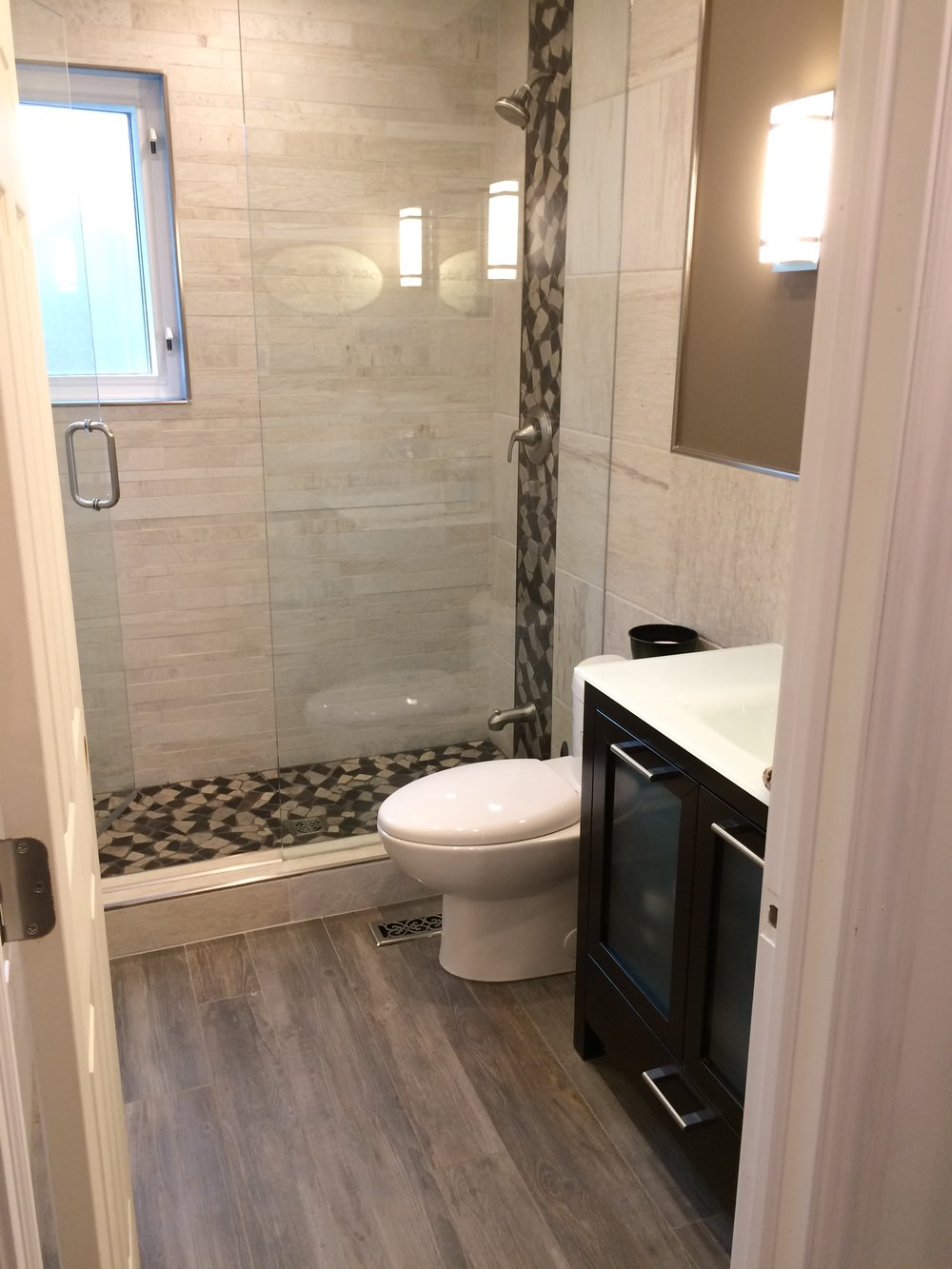 After - Aurora Bathroom