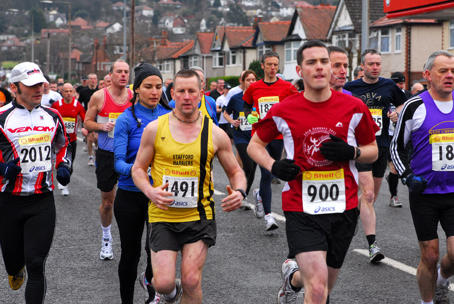Running a half marathon with Dermot about 6 months after the run I wrote about 6 years ago