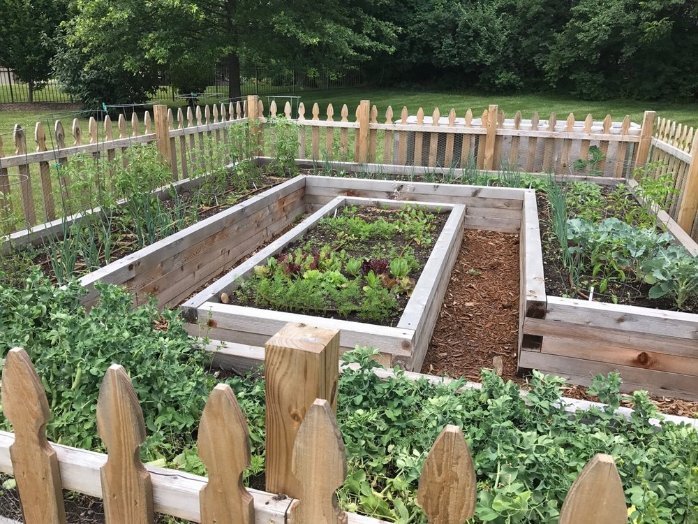 Raised Vegetable Garden — Our Land Organics, LLC | Organic ...