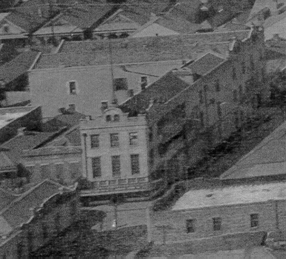 This is the earliest known photograph of 401. S. Rampart.   Eagle Saloon National Register Nomination   (Baton Rouge: Louisiana Division of Historic Preservation, 2002), Photograph Circa 1922, Courtesy of the Historic New Orleans Collection.