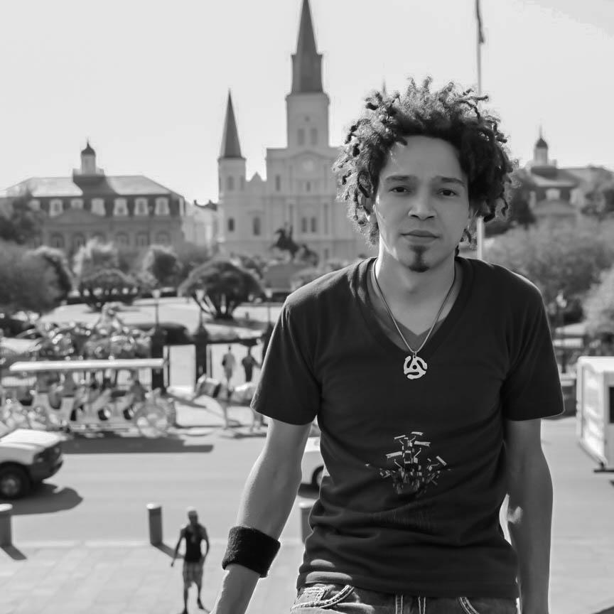 Ian Neville Artist \ Musician - Member of Dumpstahpunk