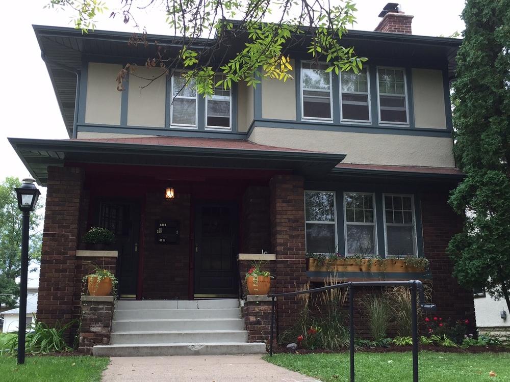 Sold 4311 Grand  - $374,000  Duplex