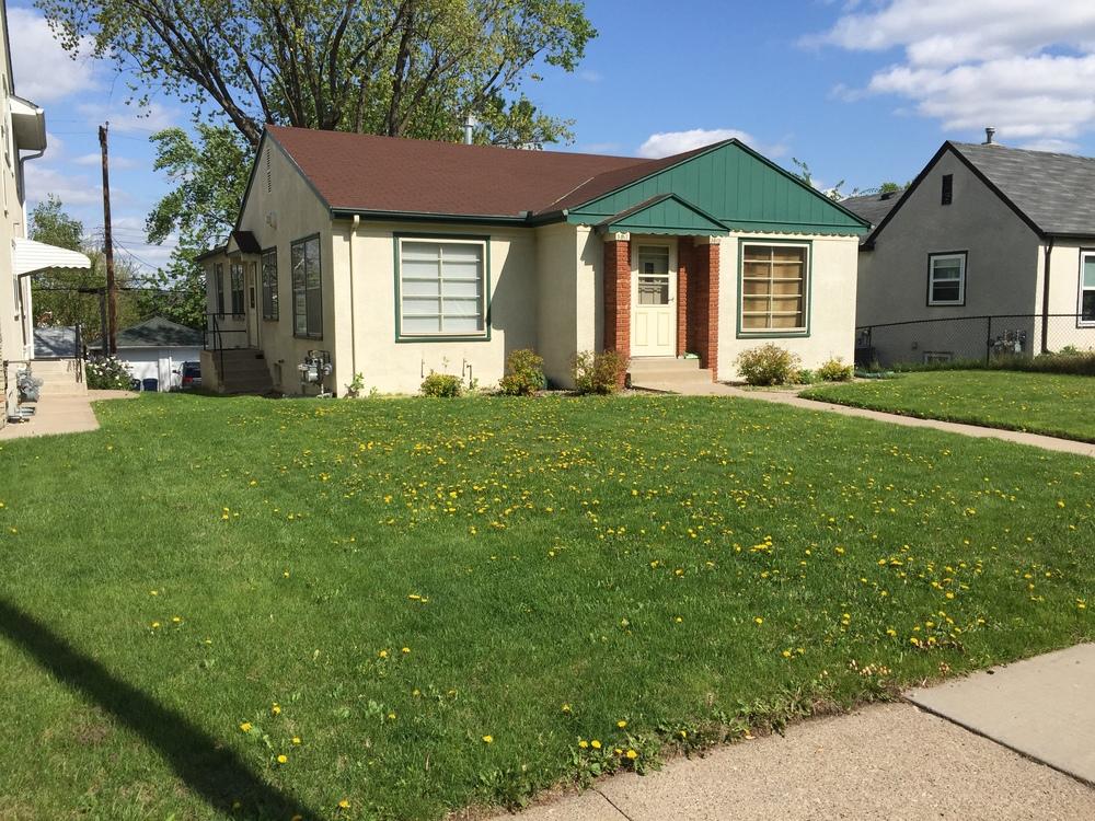 Sold 5817 Blaisdell - $245,000 Duplex