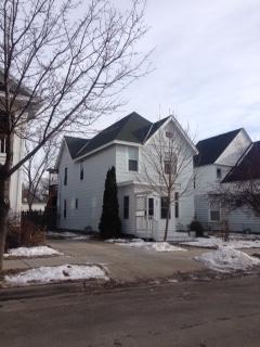 Sold 2517 Aldrich - $240,000 Duplex