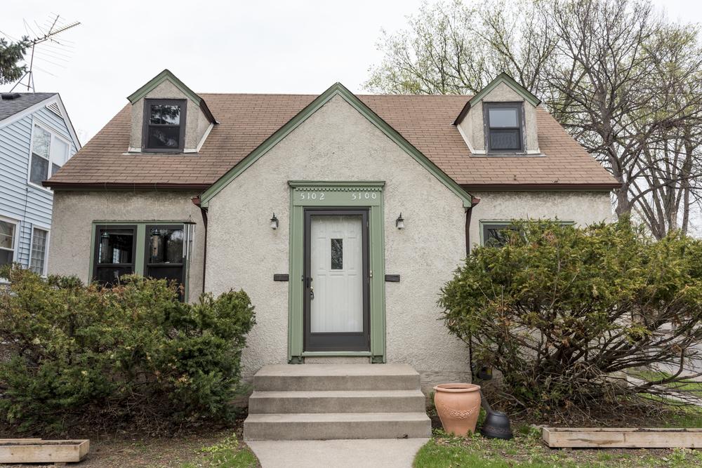 Sold 5100 Bloomington - $297,000 Duplex