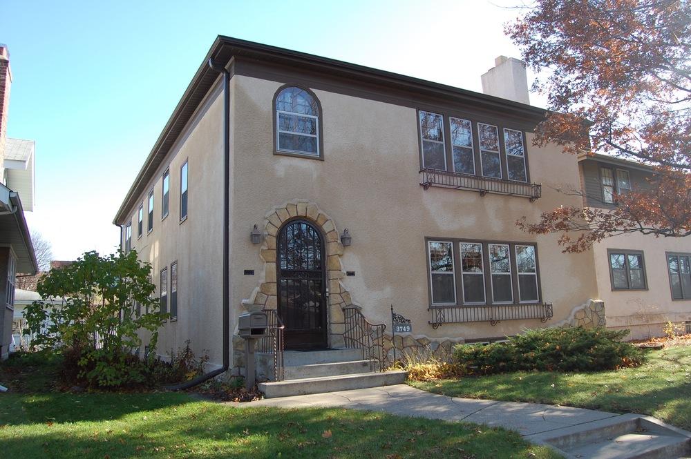 Sold 3749 Colfax - $480,000 Duplex