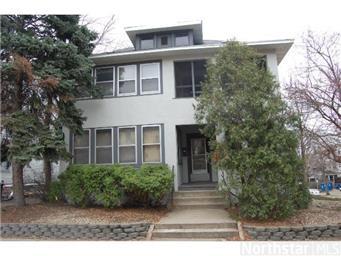 Sold 419 W Franklin - $220k Duplex