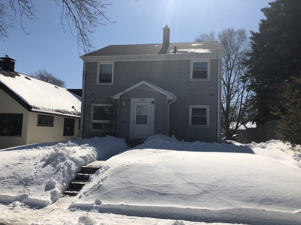 Sold- 940 St. Clair - Triplex