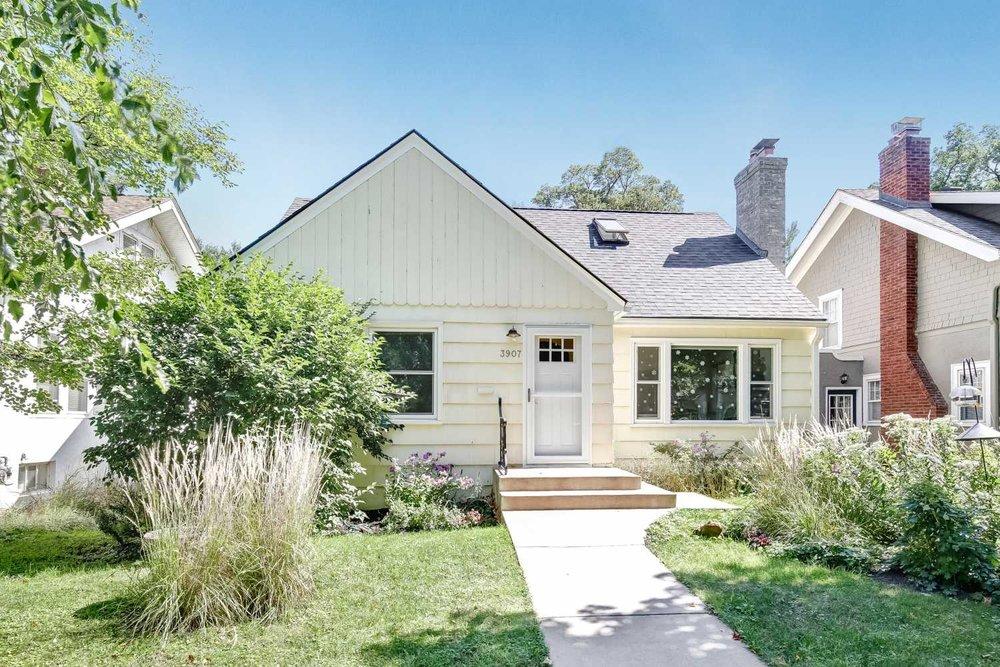 Sold - Minneapolis - 3907 Thomas Ave S - $485,000