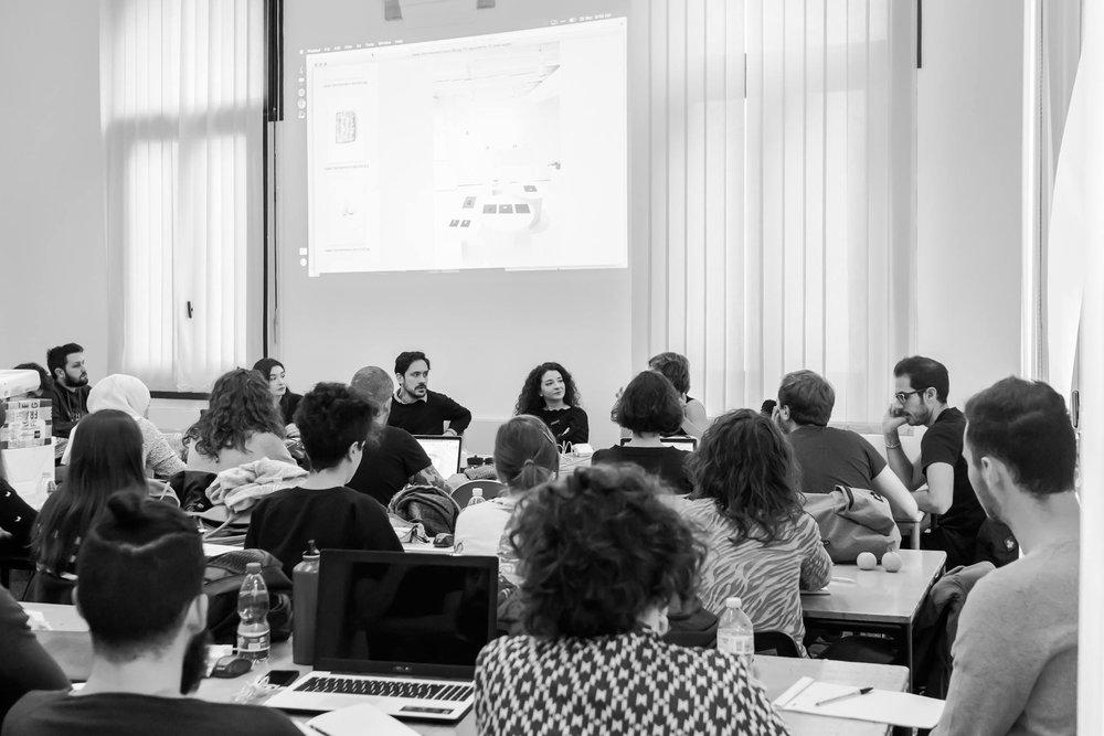 OHMYBLUE incontra il Master in Interactive Media for Interior Design di Venezia