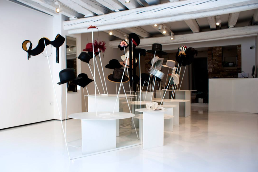 exhibition view, photo: OHMYBLUE