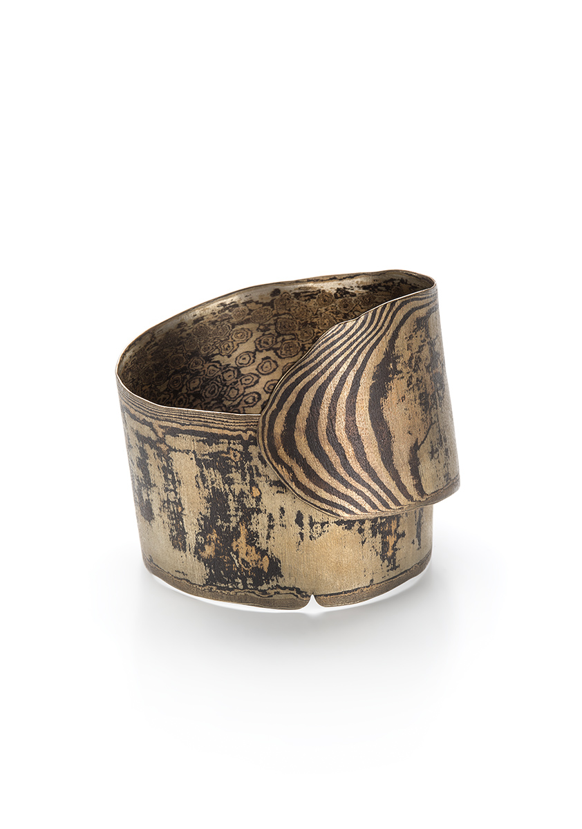 "Francesca Urciuoli, ""Worn"", bracelet 