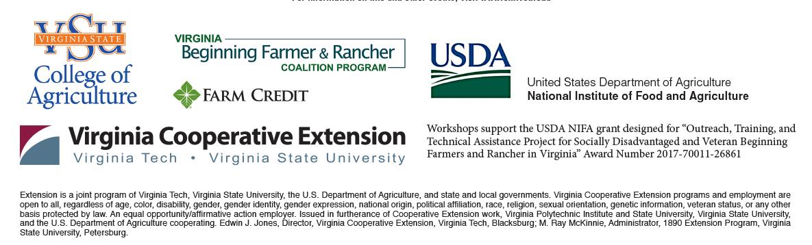 Events Virginia Cooperative Extension Virginia State University