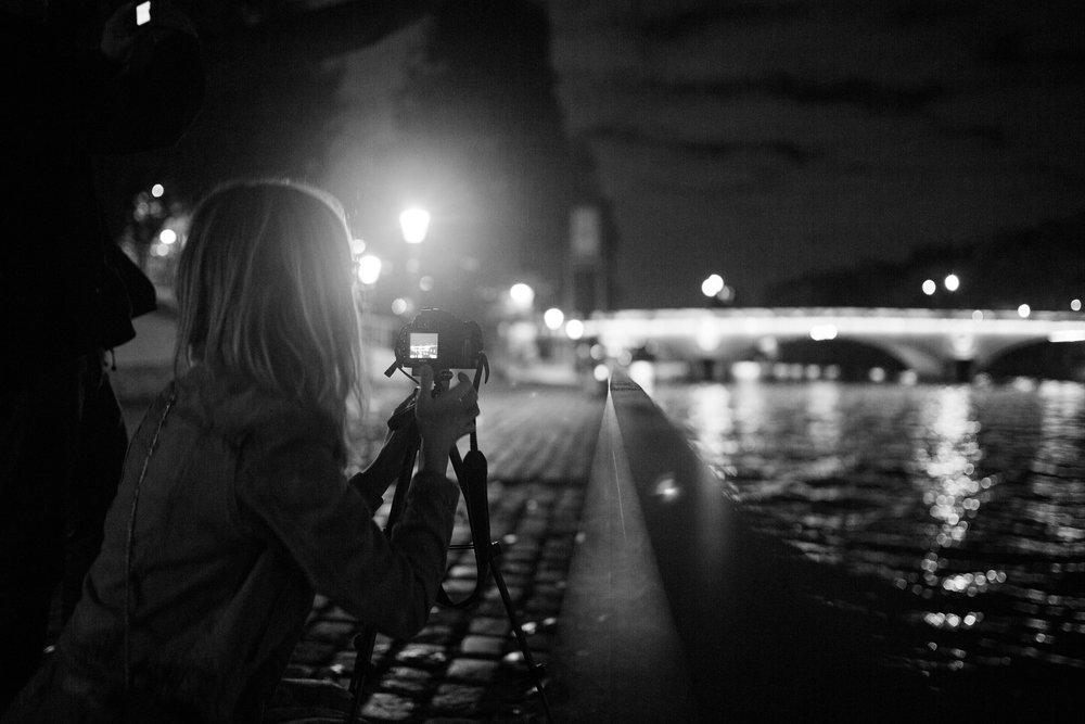 PARIS PHOTO WALK BY NIGHT - 24 OCT