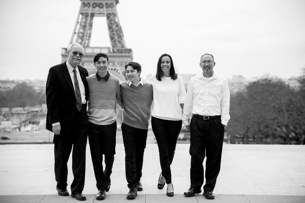 YVETTE & FAMILY