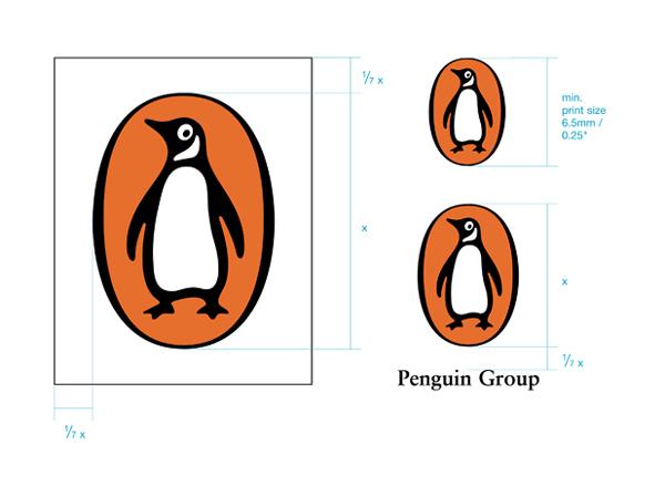 penguin logo style guide