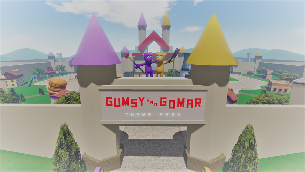 Gumsy and Gomar Theme Park